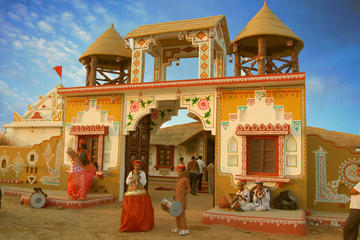 Culture, colour and Excitement - Jaipur Full day Sightseeing Trip