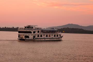 Evening Excursion: Sailing towards the Goddess Through Sunset River Cruise