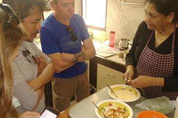 Experience Indian Food: Learn To Cook...