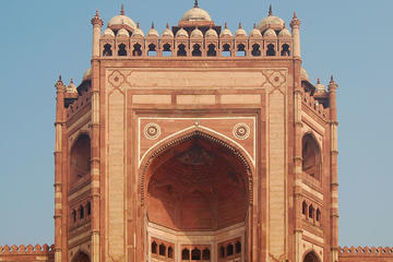 Fatehpur Sikri Admission Ticket with Optional Transfer