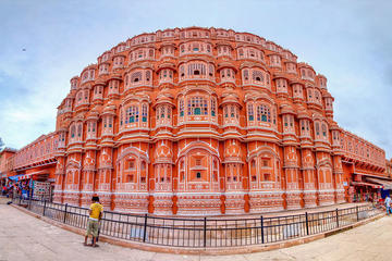 Palace of Winds: Hawa Mahal Ticket with Optional Transfer