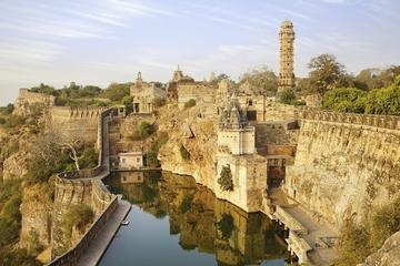 Same Day Excursion to Chittorgarh from Udaipur