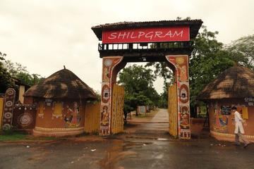 Shilpgram Admission Ticket with Optional Transfer