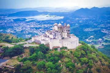 Sunset Excursion: Trip to Top of Udaipur (Monsoon Palace Fort)
