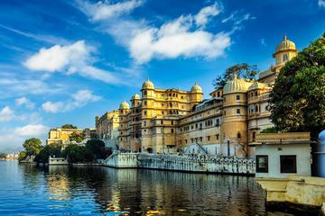 Udaipur Full-Day Sightseeing Tour...