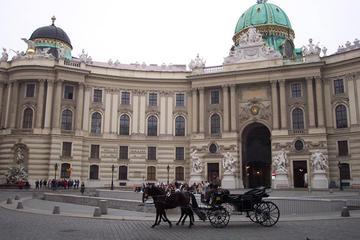Visite privée toute la journée à Vienne au départ de Budapest