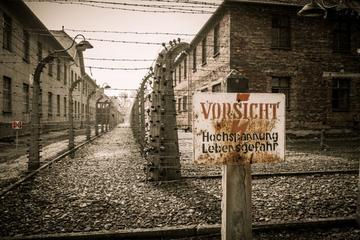 Excursión de 1 día a Cracovia y Auschwitz desde Varsovia