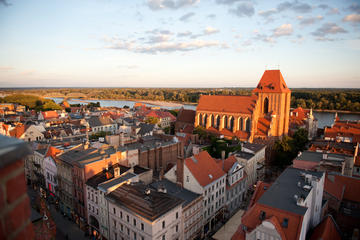 Torun 1 Day Tour from Warsaw