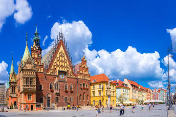 Wroclaw 1-Day Tour from Lodz