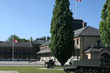 Royal Canadian Regiment Museum: Historic Wolseley Barracks Tour