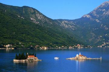 Excursión privada a la bahía de Kotor: Perast, isla Gospa od...