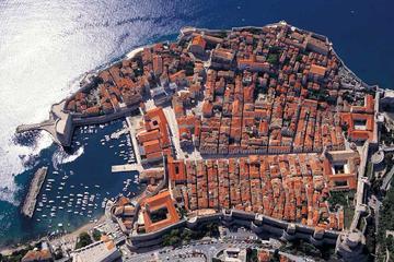 Visite privée de Dubrovnik à pied...