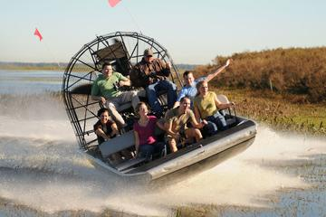 Everglades Airboat Adventure With Free South Beach Bike Al