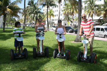 Excursion en Segway à Star Island