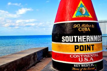 Key West Tagesausflug ab Miami mit KOSTENLOSEM South...