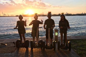 South Beach Segway PT Tour at Sunrise