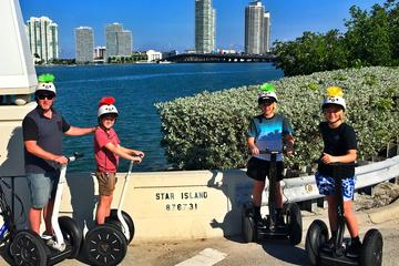 Tour in Segway di Star Island
