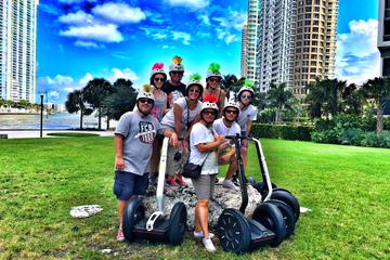 Venetian Island and Downtown Miami Segway Tour