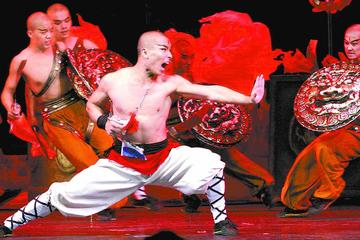 Beijing Kungfu Show and Hotpot Dinner Experience