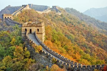 English speaking driver - Layover  to Mutianyu Great Wall from Beijing Airport