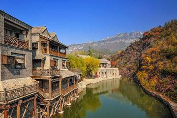 Gubei Water Town And Simatai Great Wall All Inclusive Private Tour