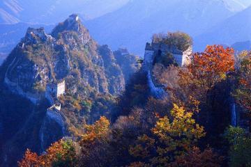 Jiankou to Mutianyu Great Wall Hiking Day Tour