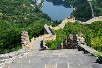 Private Great Wall Fancier's Day Tour: 3 Sections of Great Wall Visiting