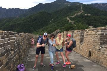 Private Layover Tour to Mutianyu Great Wall from Beijing Airport
