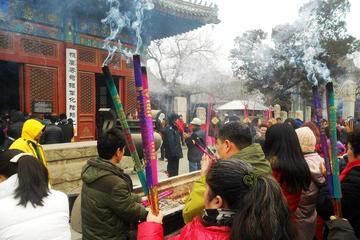Religion culture tour - Lama temple -Confucius temple - DongYue temple
