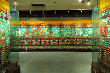 4-Hour Tibetan Medicine Culture Museum Tour with Hiking from Xining