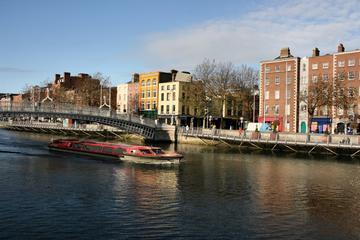 Bootsfahrt auf dem Liffey in Dublin