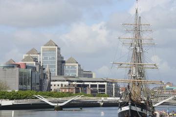 Tour durch Dublin mit Jeanie Johnston Großsegler und Hungersnotmuseum