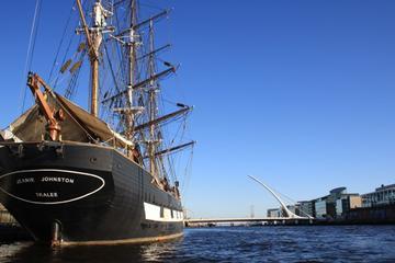 Visita al gran velero Jeanie Johnston y Famine Museum de Dublín