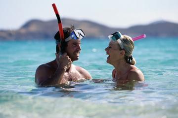 Aventure de plongée avec masque et tuba à Nassau, aux Bahamas