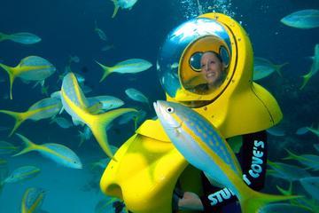 Avventura subacquea a Nassau nelle Bahamas