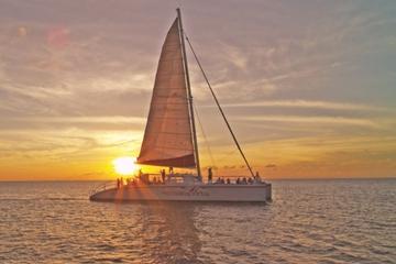 Dîner-croisière en catamaran à Grand Cayman
