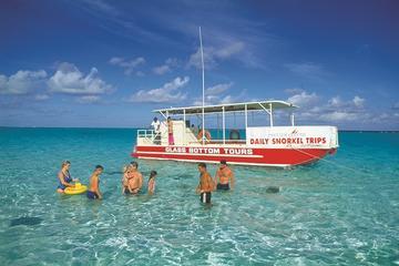 Gl Bottom Boat Tour To Stingray City