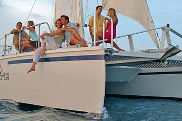 Tour en catamaran à Grand Cayman au...