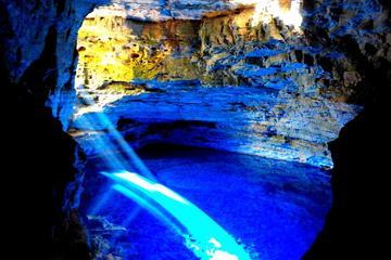 Full-Day Tour of Encantado and Blue Pool from Lençóis