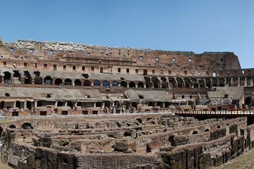 Colosseum Underground and Roman Forum Private 3.5-Hour Tour
