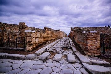 Pompeii & Sorrento from Rome Day...