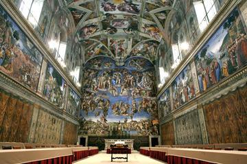 Sistine Chapel Raphael Rooms Private...