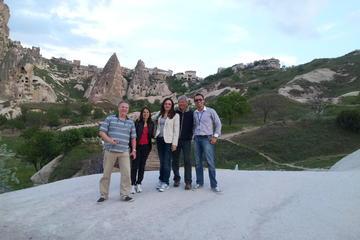 Excursão particular: destaques da Capadócia com o Castelo de Uchisar