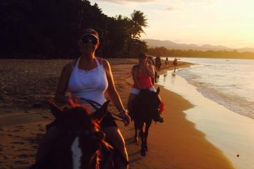 Puerto Plata Sunset Beach Horseback...