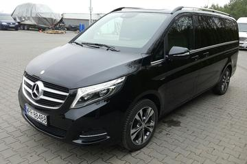Warsaw Luxury Transport by Minivan Airport to City Center or City...