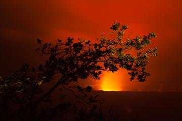 小グループでの火山冒険ツアー