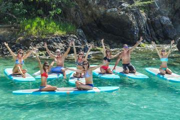 St Thomas Stand-Up Paddleboard Yoga