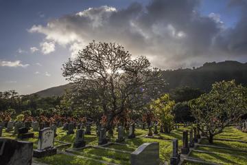 Recorrido nocturno para capturar orbes de los fantasmas de Oahu