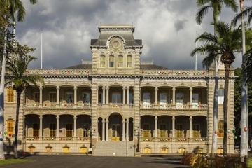 Tour pédestre des fantômes de la ville de Honolulu