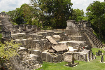 Day Trip to Tikal from Guatemala City